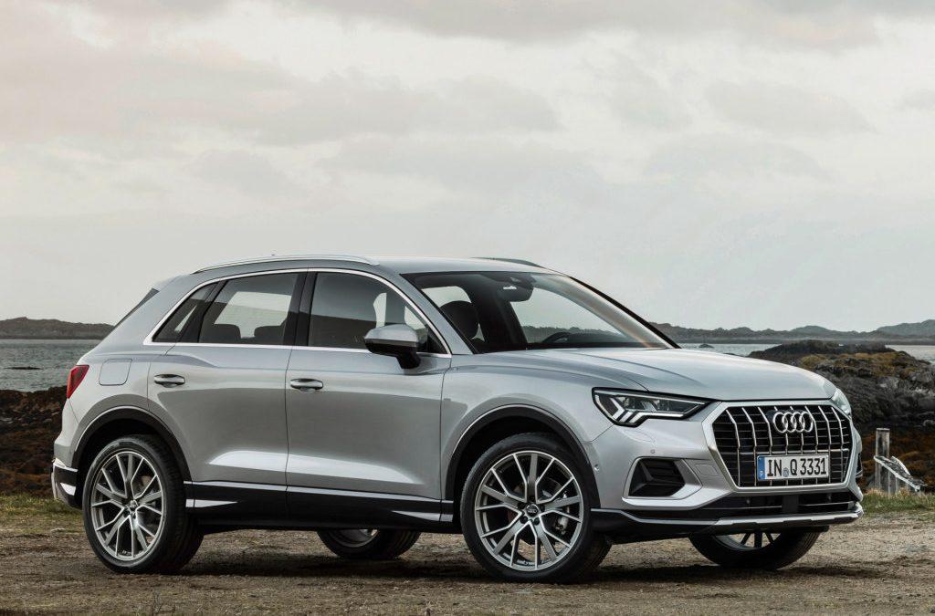 Audi presenteert nieuwe Q3