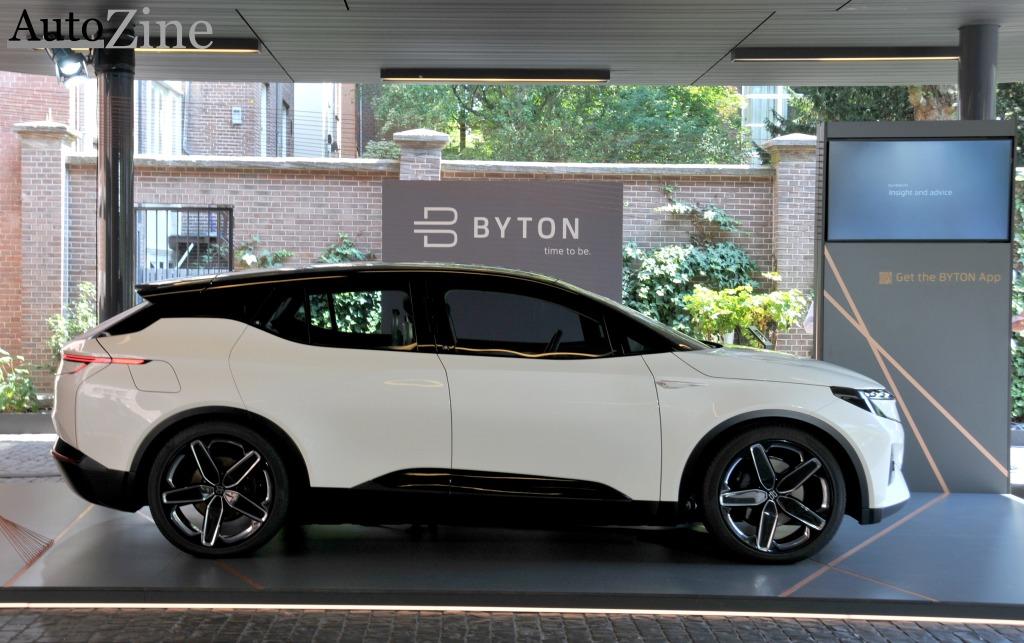 Wordt het nieuwe automerk Byton uw wensauto?