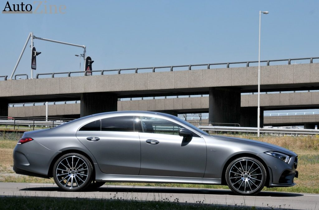 Autotest Mercedes-Benz CLS