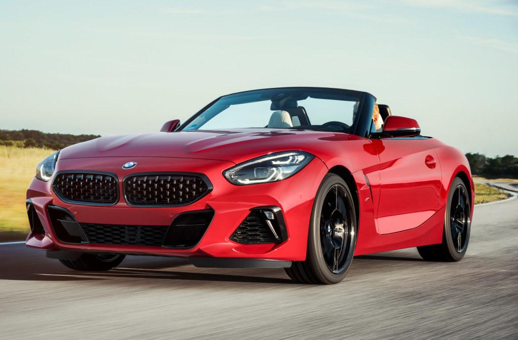 BMW toont nieuwe Z4 Roadster