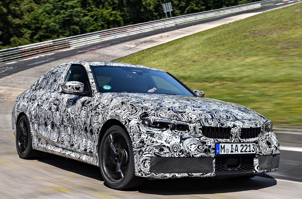 BMW kondigt nieuwe 3-Serie aan