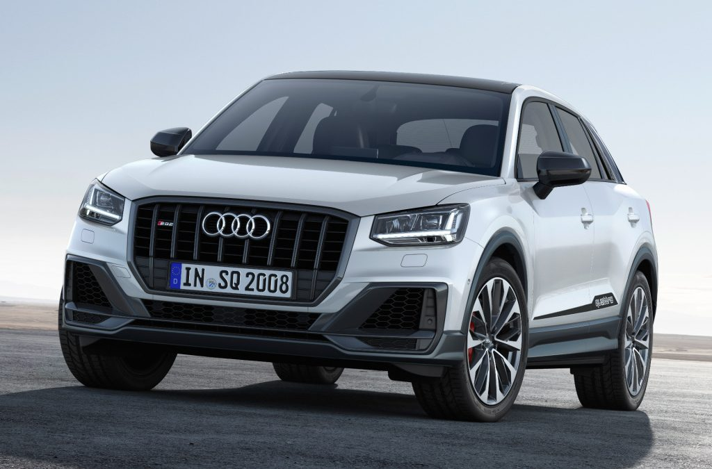 Audi introduceert SQ2