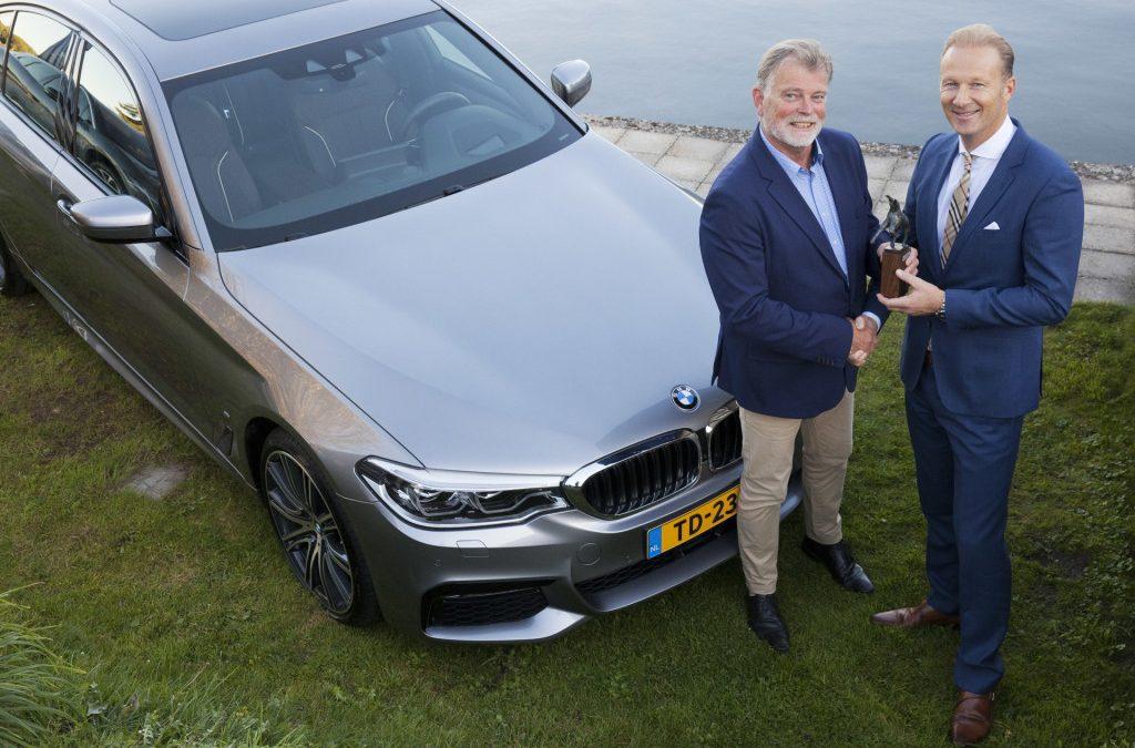 BMW 5 Serie is Zakenauto van het Jaar 2019