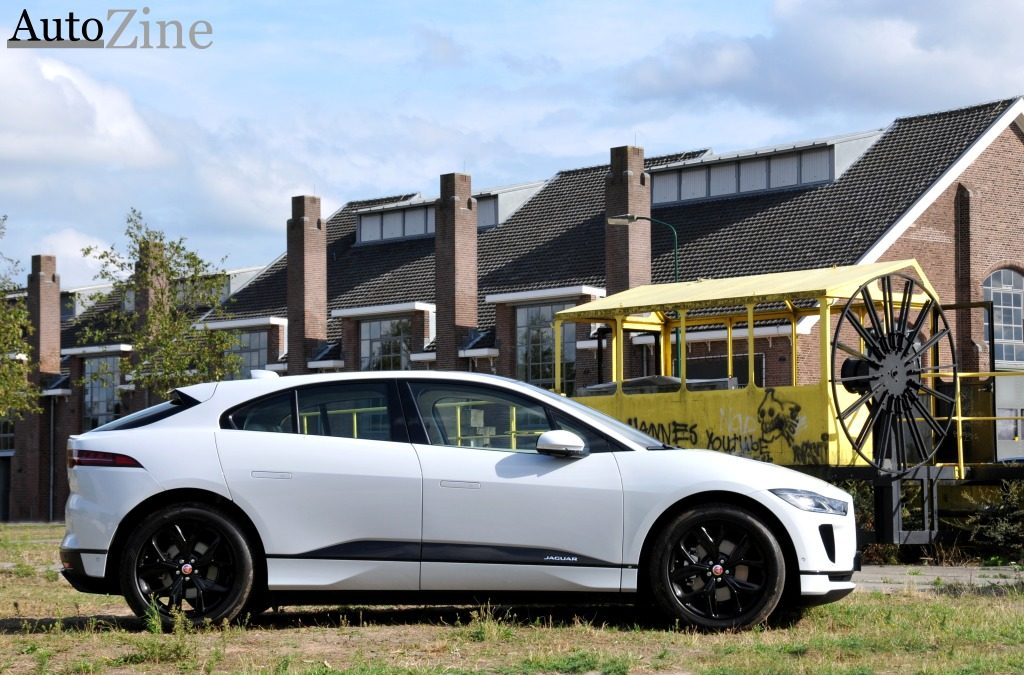Autotest Jaguar I-PACE – De beste Jaguar