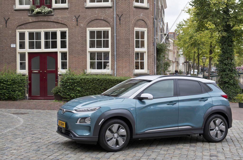 Hyundai verkort levertijd Kona EV