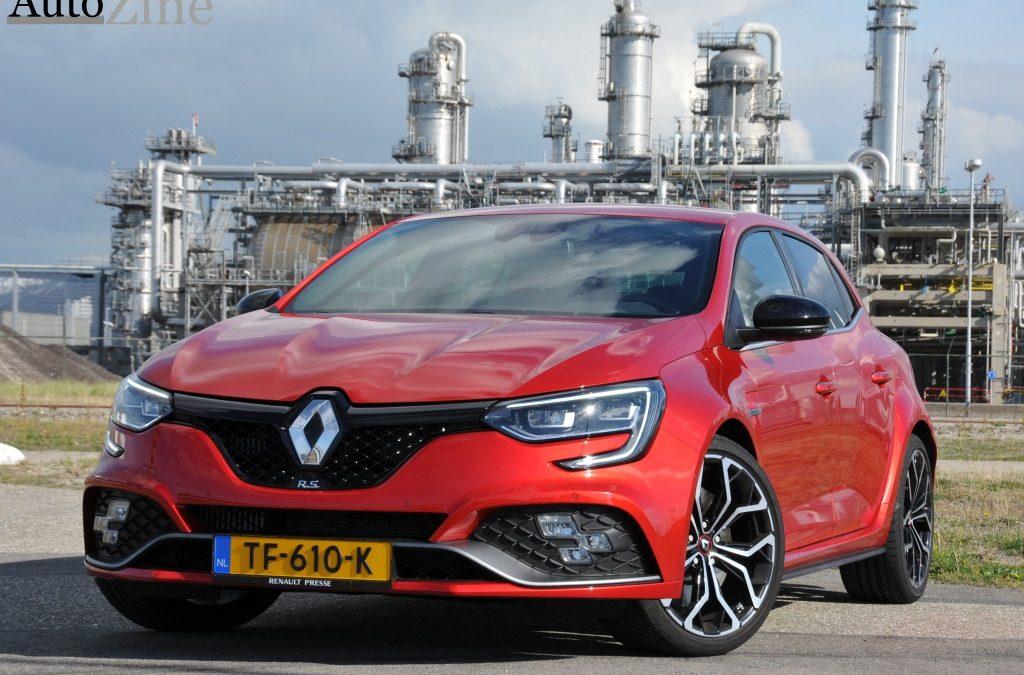 Autotest Renault Megane RS – Geweld(ig)