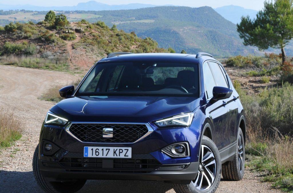 Autotest Seat Tarraco : afronden naar boven