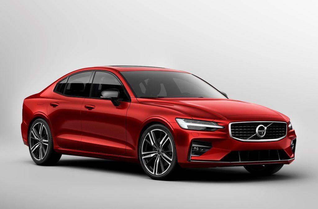 Volvo S60 eerst als Intro Edition