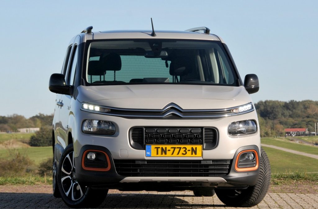 Autotest Citroen Berlingo