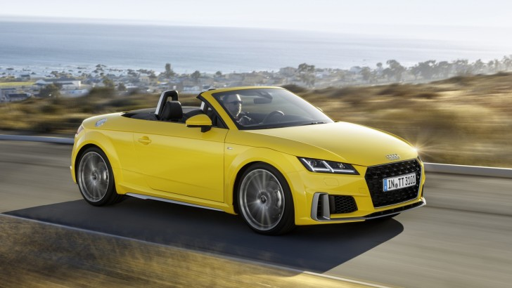 Audi start verkoop vernieuwde TT