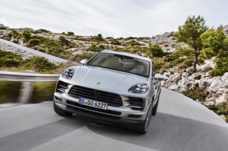 Introductie Porsche Macan S