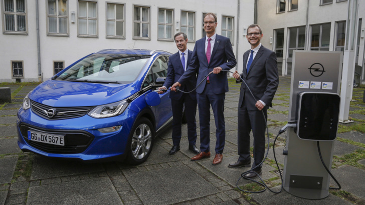 Russelsheim wordt Electric City