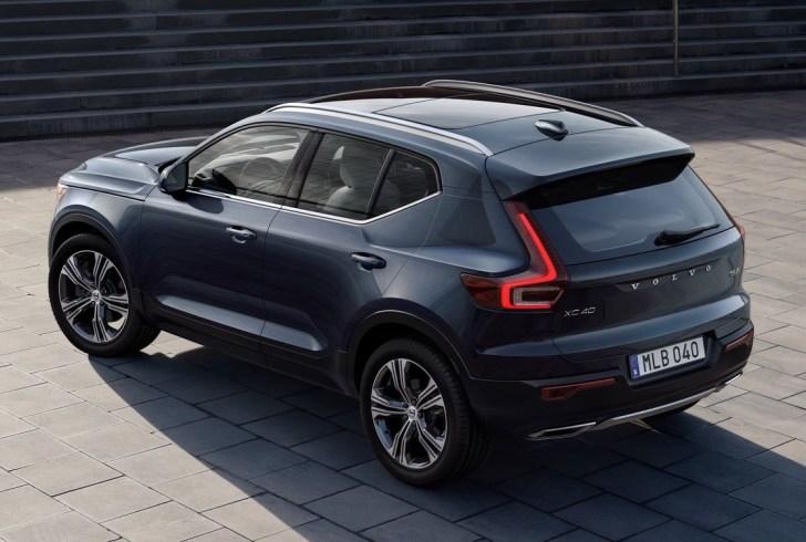 Volvo XC40 verbeterd voor modeljaar 2020