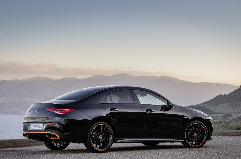 Mercedes-Benz introduceert nieuwe CLA Coupe