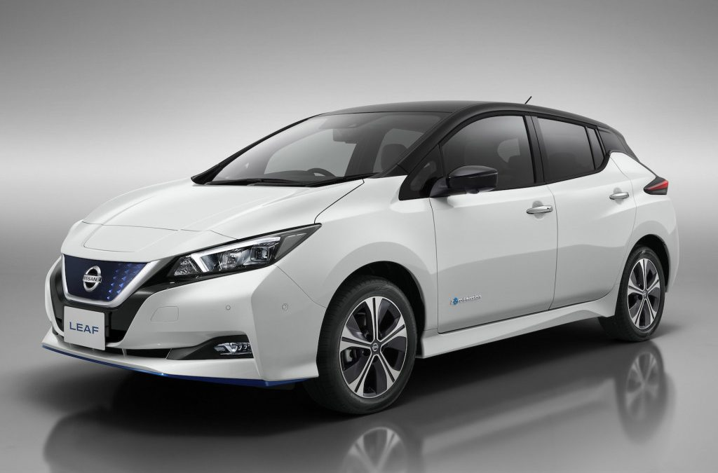 Nissan introduceert LEAF e+