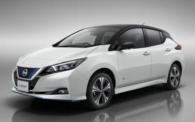 Nissan introduceert LEAF e+