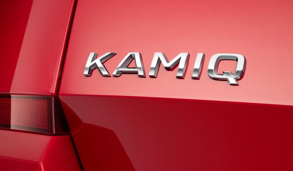Nieuwe SUV van Skoda heet KAMIQ