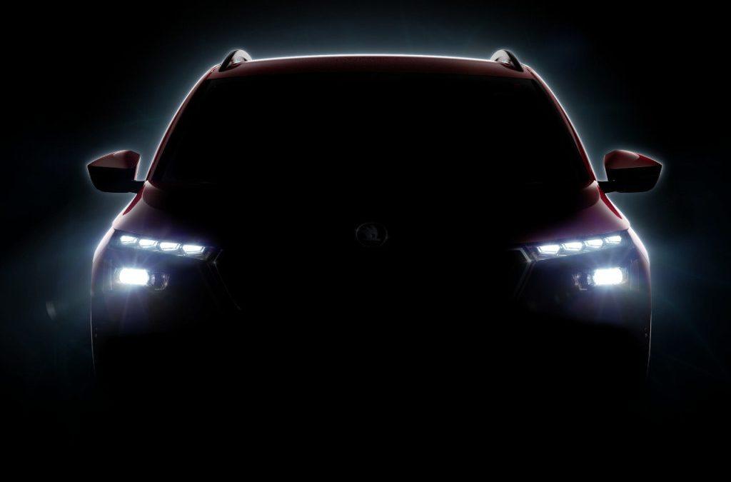 Skoda kondigt nieuwe SUV aan