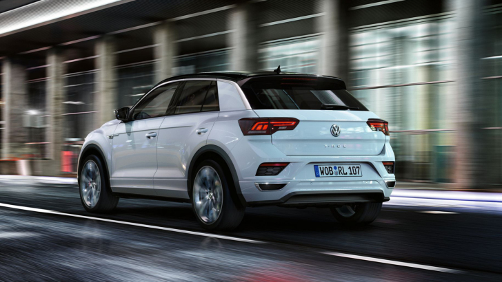 Volkswagen T-Roc nu als Business