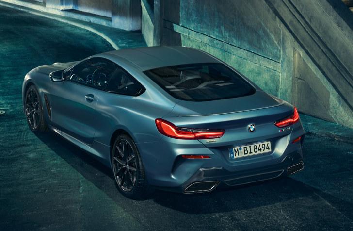 BMW 8-Serie nu als First Edition