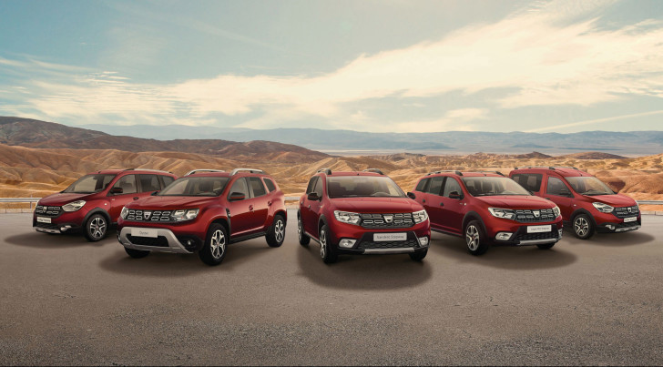 Dacia introduceert Serie Limitee Tech Road