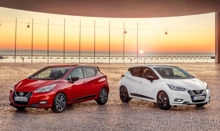 Nissan Micra aangepast voor 2019
