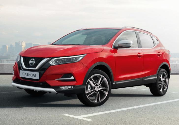 Nissan introduceert Qashqai N-Motion
