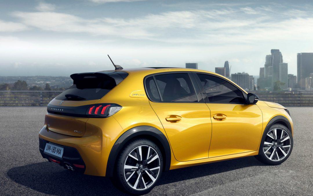 Peugeot introduceert tweede generatie 208