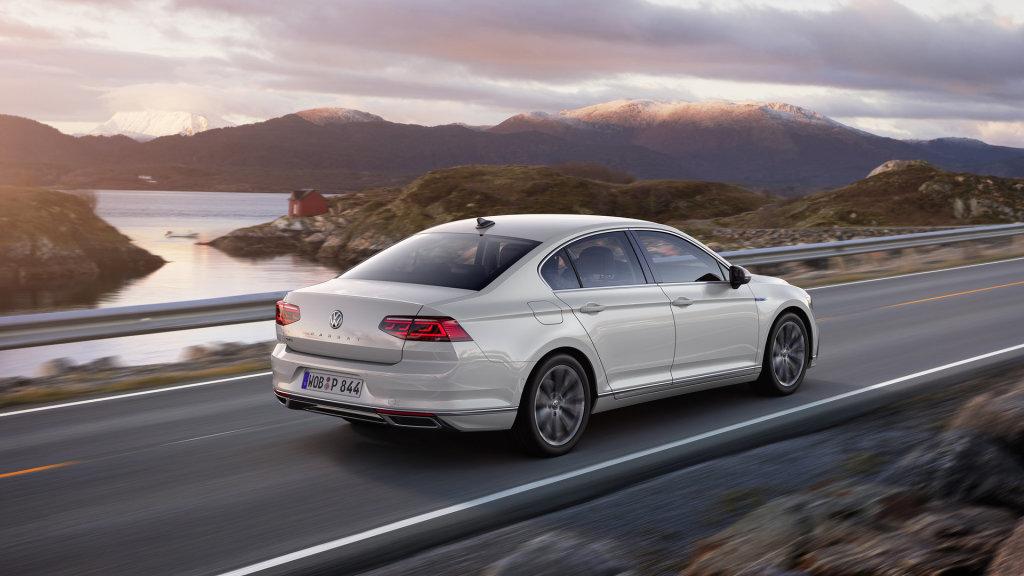 Volkswagen Passat ondergaat facelift