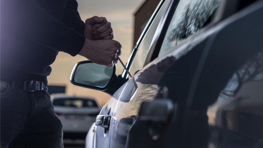 Overzicht auto-inbraken per provincie en gemeente
