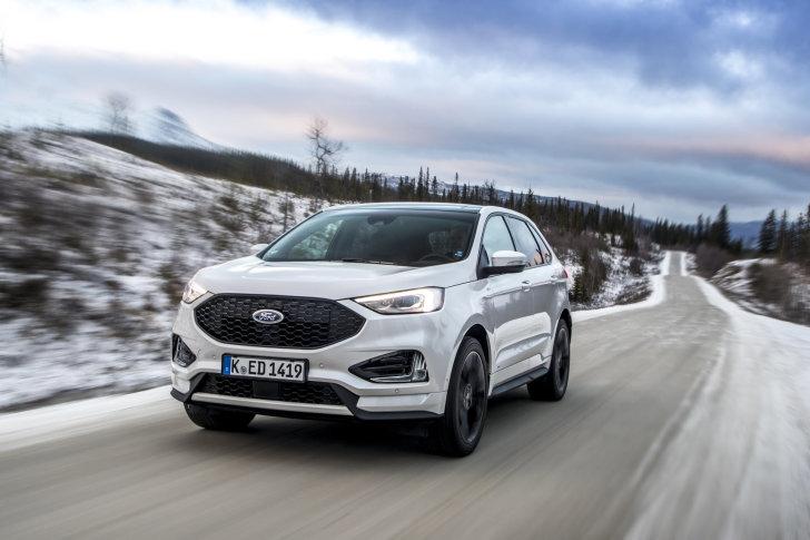 Ford vernieuwt Edge voor 2019