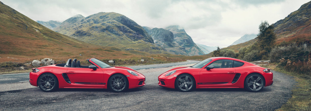Porsche onthult nieuwe 911 Cabriolet, 718 T en Macan S in Geneve