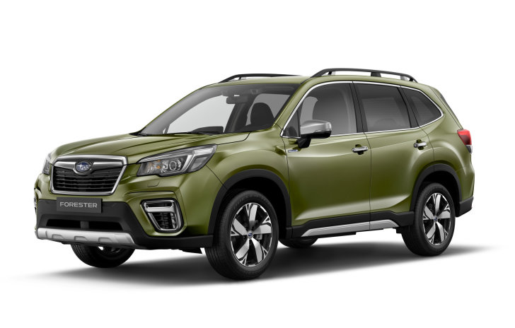 Subaru onthult 5e generatie Forester