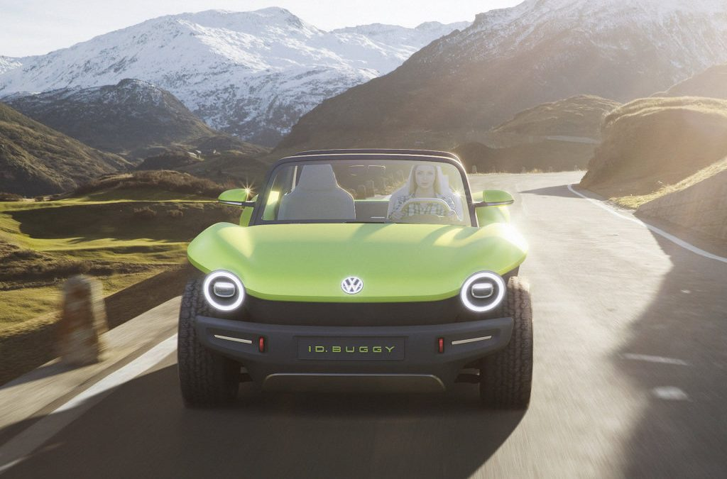 Volkswagen onthult ID. BUGGY