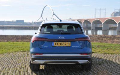 Autotest: Audi e-tron