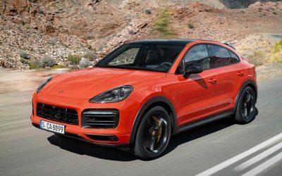 Porsche introduceert Cayenne Coupe