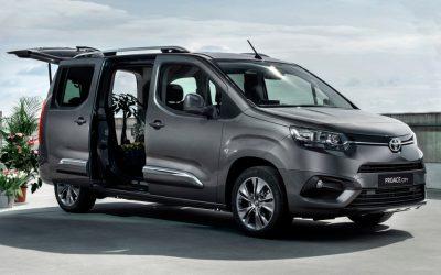 Toyota introduceert Proace City