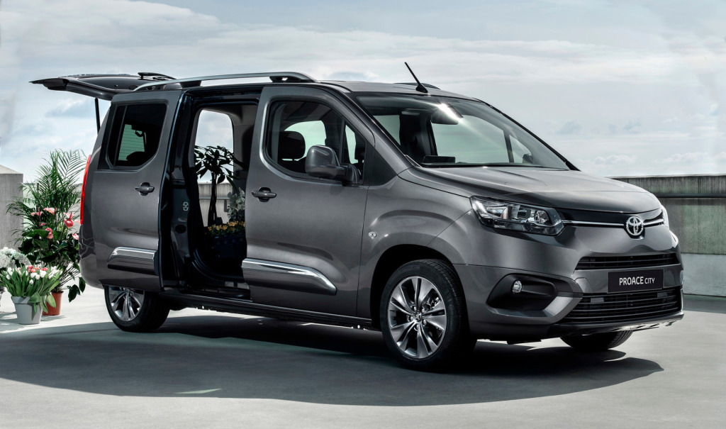 Toyota introduceert Proace City