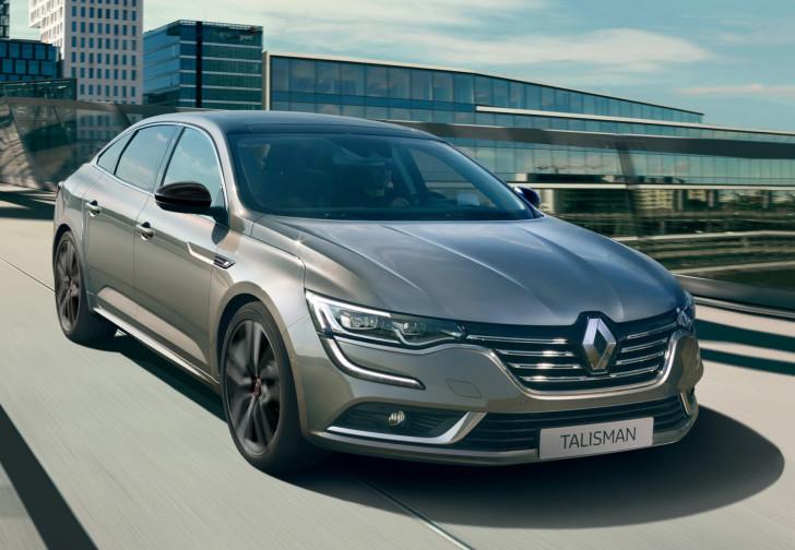 Renault Talisman nu ook als sportieve S-Edition