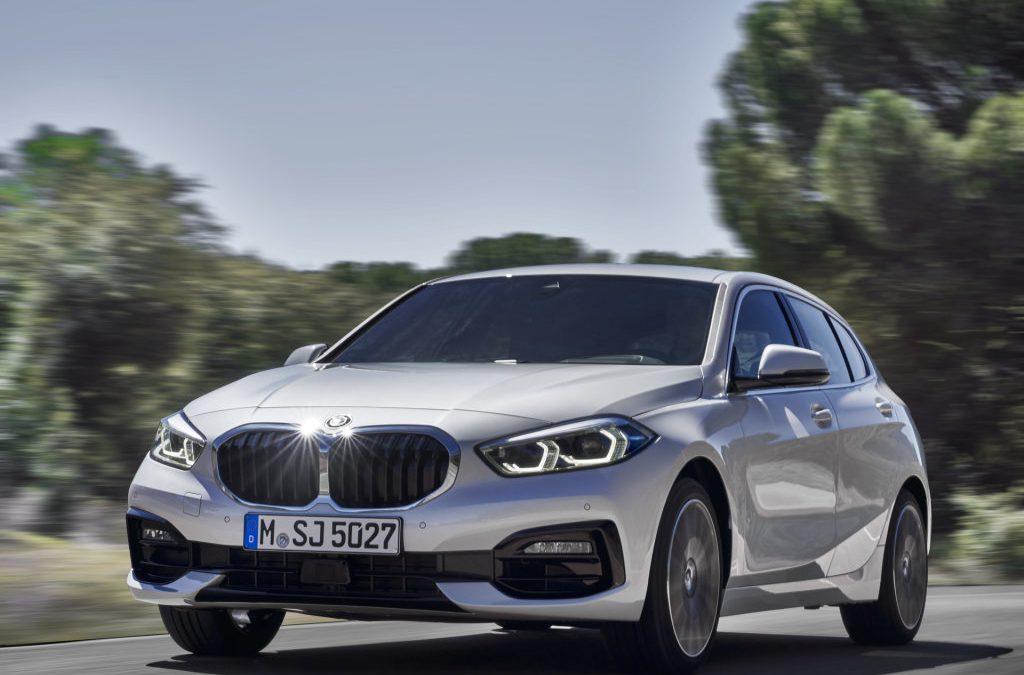 BMW onthult nieuwe 1-Serie