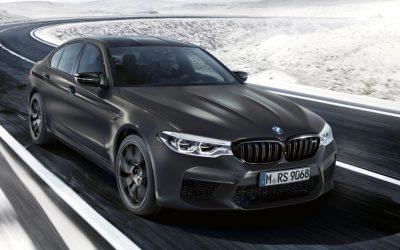 BMW viert 35 jaar M5