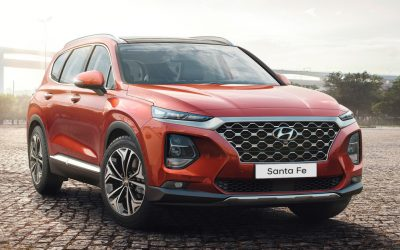Hyundai Santa Fe ondergaat facelift