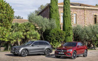 Vernieuwde Mercedes-Benz GLC vanaf nu te bestellen