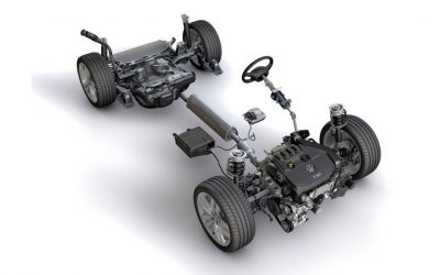 Volkswagen Golf 8 krijgt 48V technologie