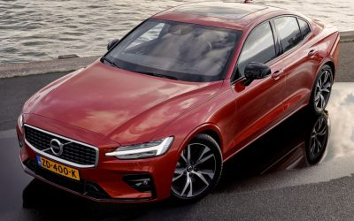 Nieuwe Volvo S60 nu bij de dealer