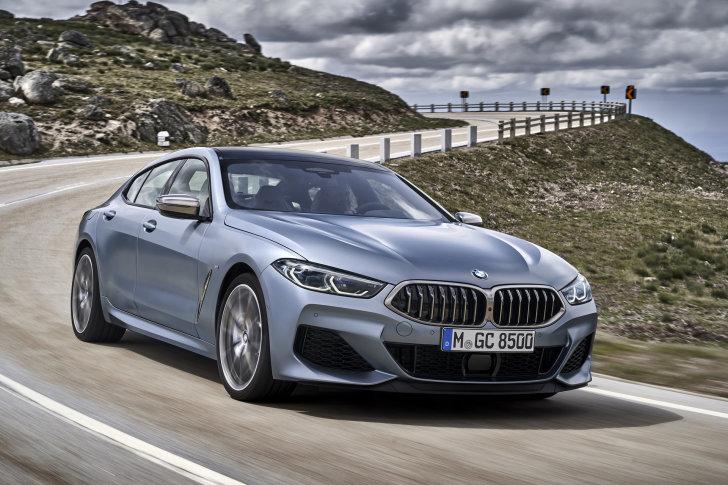BMW introduceert 8-Serie Gran Coupe