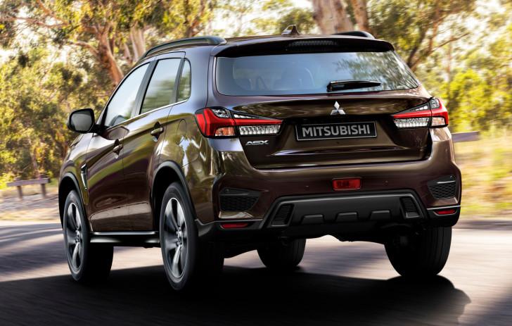 Vernieuwde Mitsubishi ASX vanaf september bij de dealer