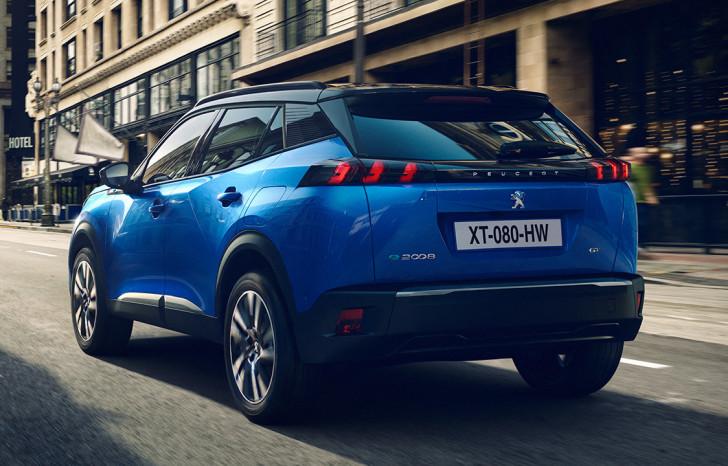 Peugeot introduceert nieuwe 2008