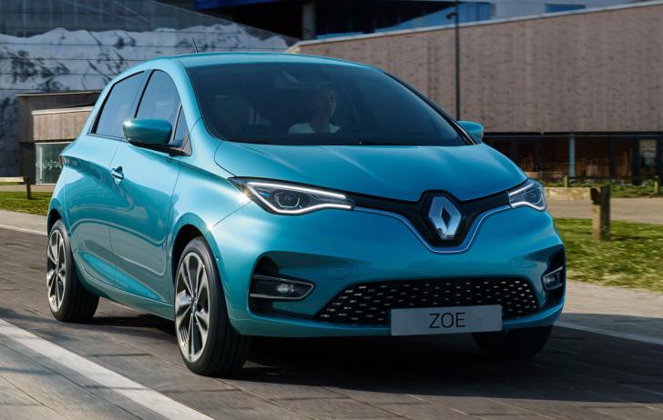 Renault introduceert 3e generatie Zoe