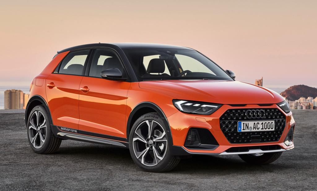 Audi introduceert A1 citycarver